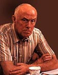 Richard Wilson as Victor Meldrew,  in One Foot in the Grave (JPEG Image)